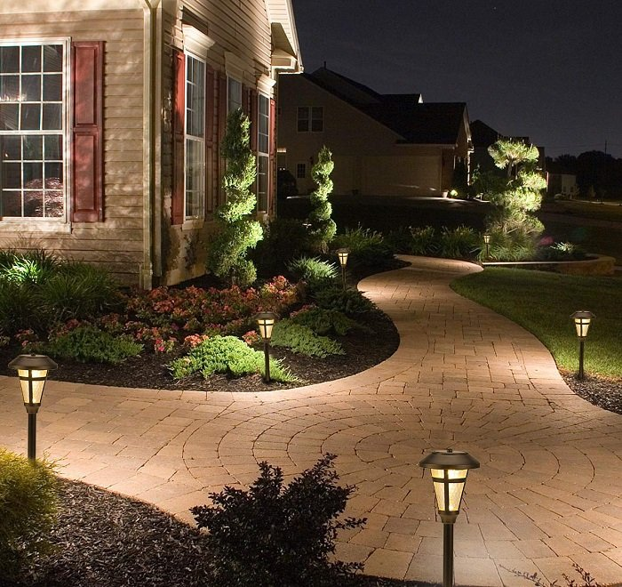 best solar lights for pathways