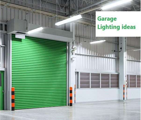 7 Best Led Lights For Garage Workshop In 2019 [Top Picks