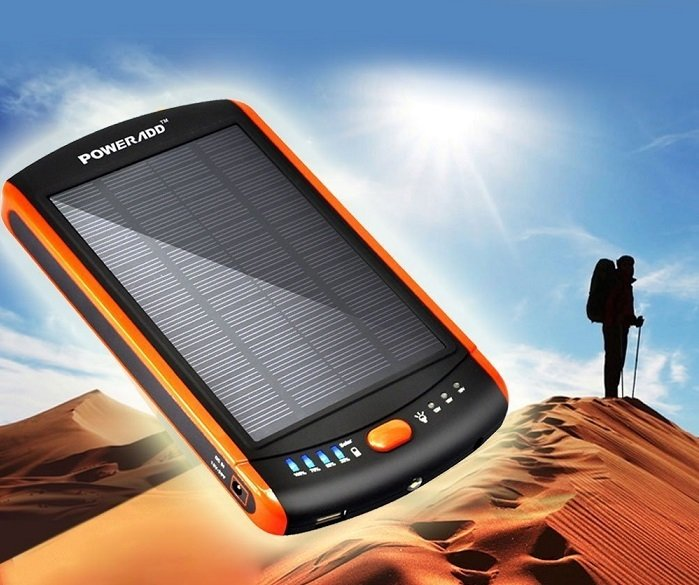Poweradd Solar Charger Review