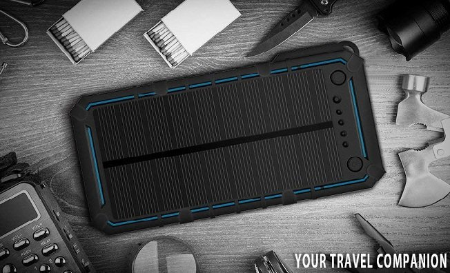 Jetsun Solar Charger Review