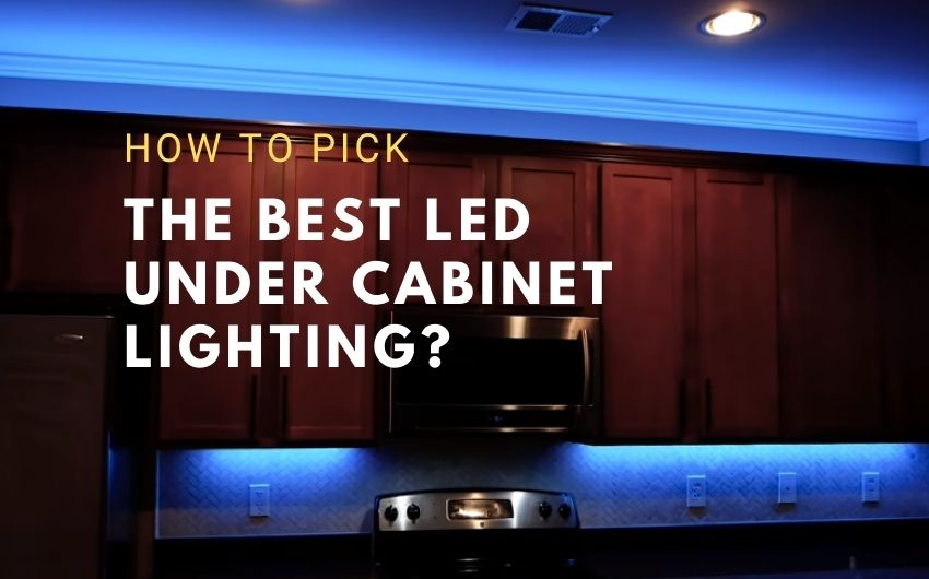 "LED under cabinet lighting hardwired linkable, Complete Guide: LED under cabinet lighting hardwired linkable ""How to pick & Where to place"","