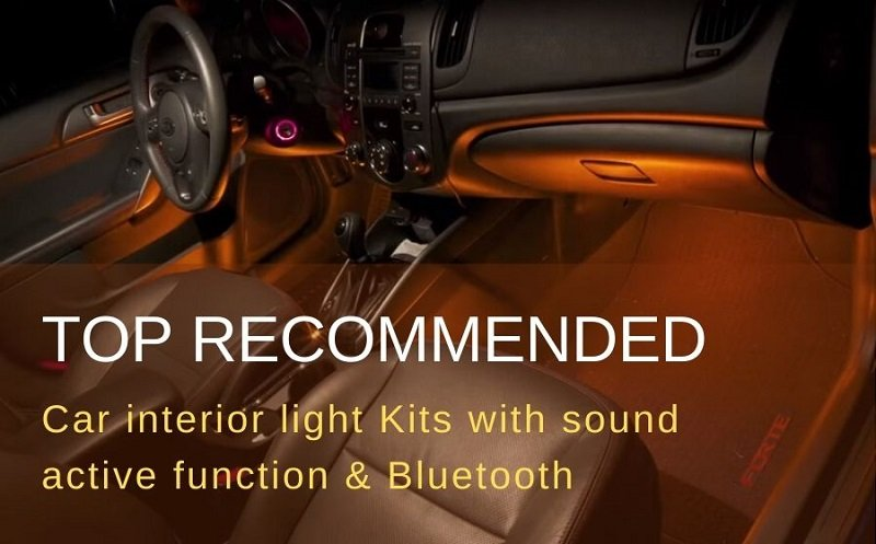 best led interior lights for cars, How to pick the best led interior lights for cars?,